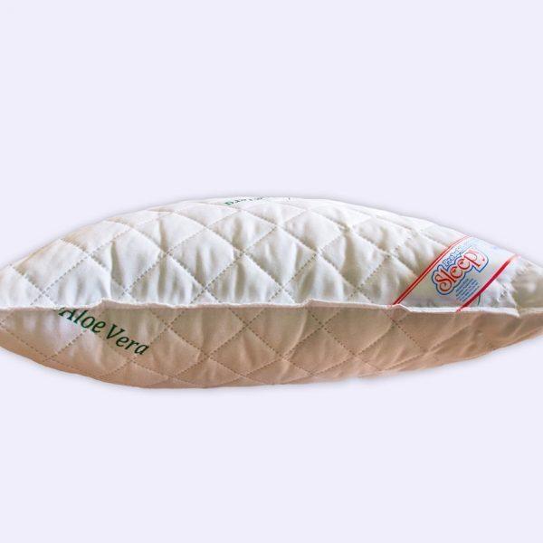Set 2 Perne Aloe Vera matlasate Hypo-Alergice 70x70cm