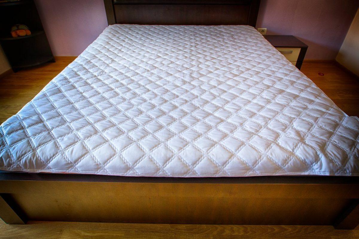 Protectie saltea matlasata Hypo-Alergica cu elastic 180x200