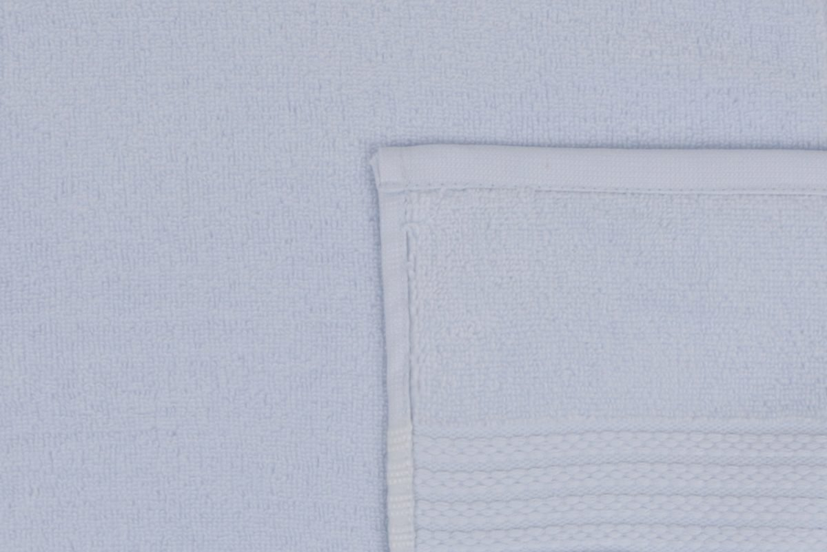 Set 2 prosoape de maini 50x90cm 100% bumbac bleu Hobby Mira