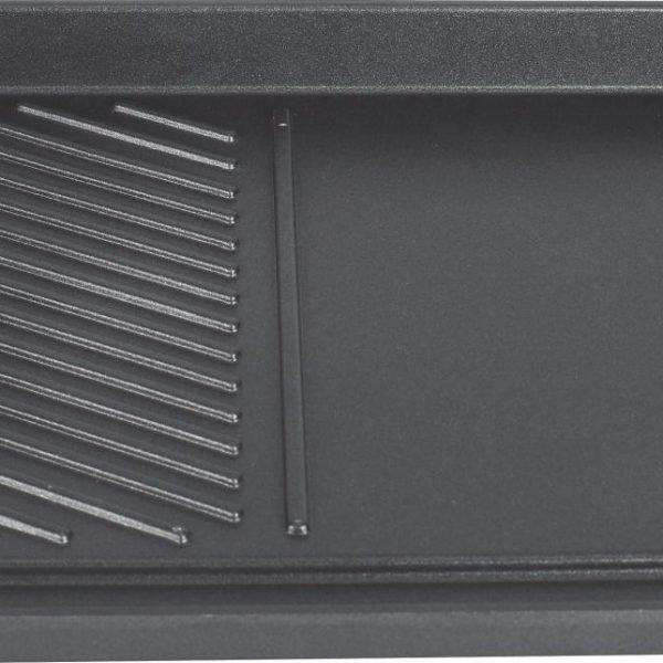 TAVA GRATAR ALUMINIU 50x28x6cm