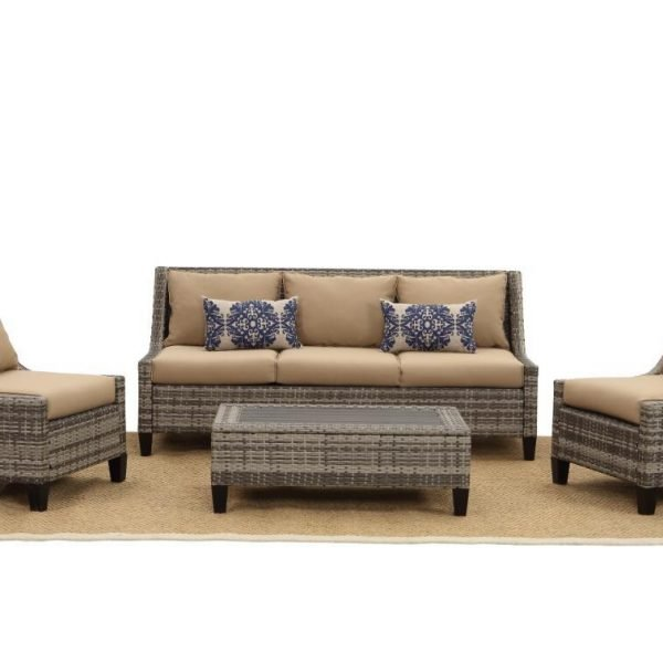 SET MOBILIER 4 PIESE ROMA