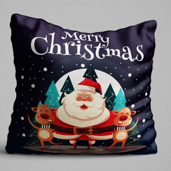 Perna decorativa 43x43cm Christmas Decoration KRLNTXMAS 15