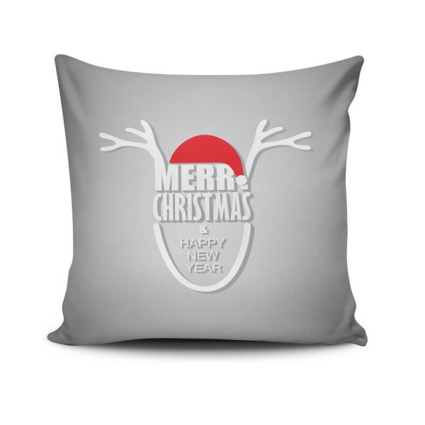 Perna decorativa 43x43cm Christmas NOELKRLNT 6